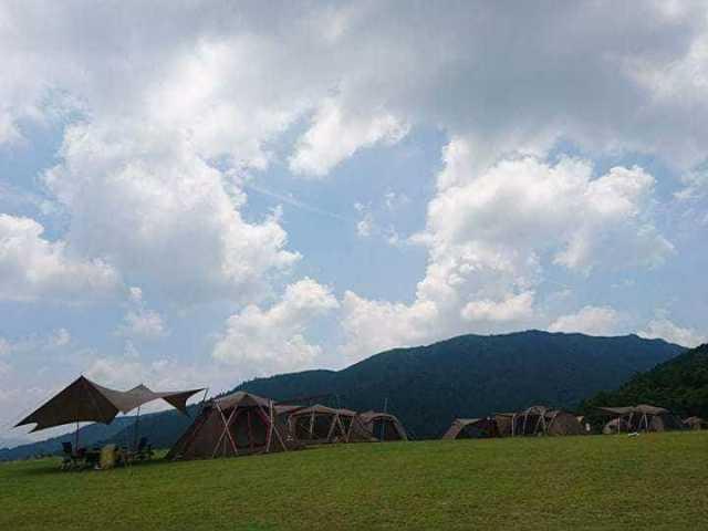 スノーピーク奥日田キャンプフィールド(キャンプ場)