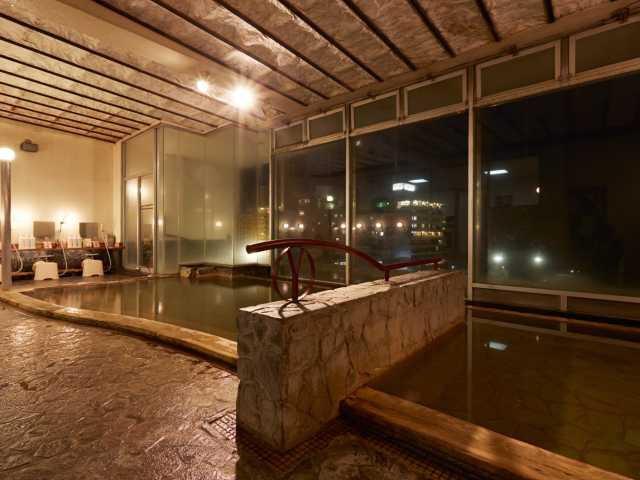 ホテルニューツルタ(日帰り入浴)