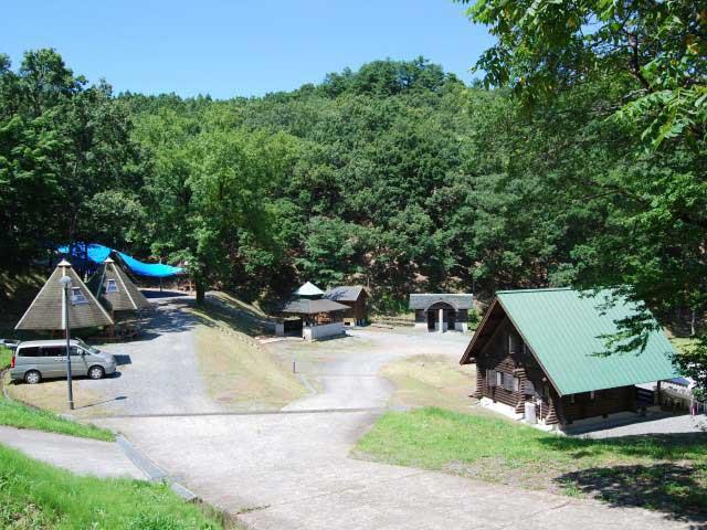 大分県県民の森 平成森林公園キャンプ場