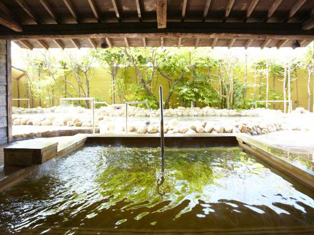 スパワールド世界の大温泉(日帰り入浴)