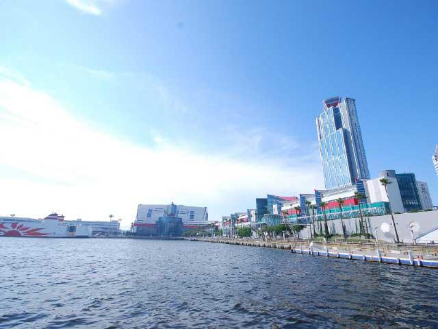 大阪南港ATC(アジア太平洋トレードセンター)