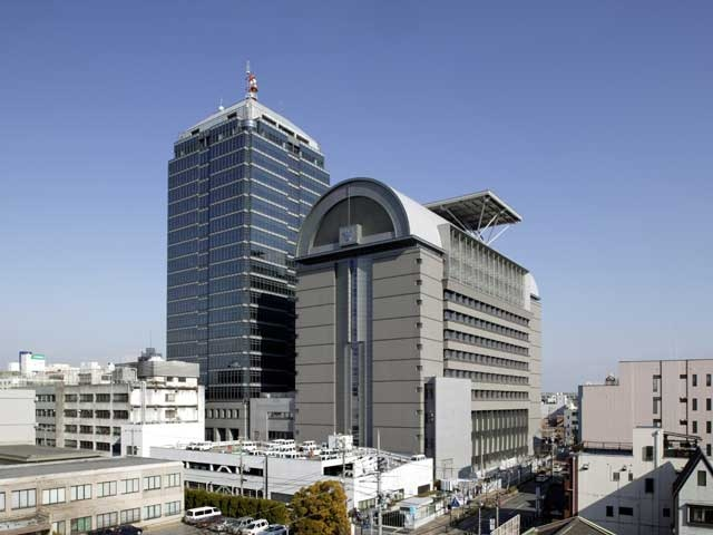 堺市役所高層館21階展望ロビー