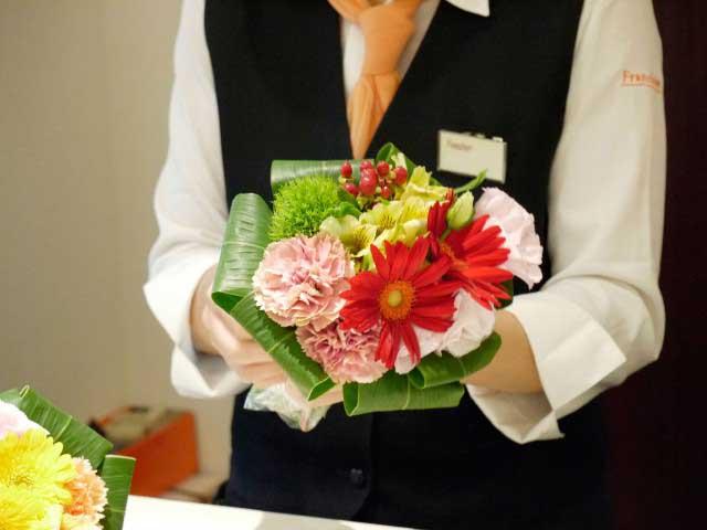 花とお菓子の工房 フランシーズ