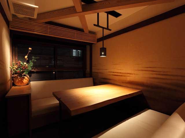 個室和食 梅田燈花