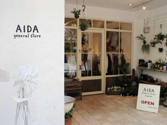 AIDA general store 梅田店