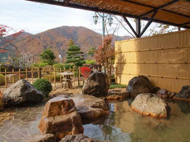 能勢温泉(日帰り入浴)