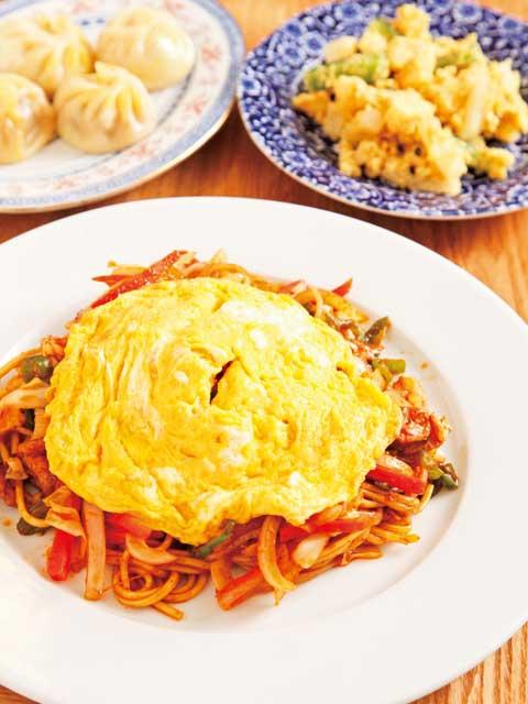 アジアン食堂 chamcha