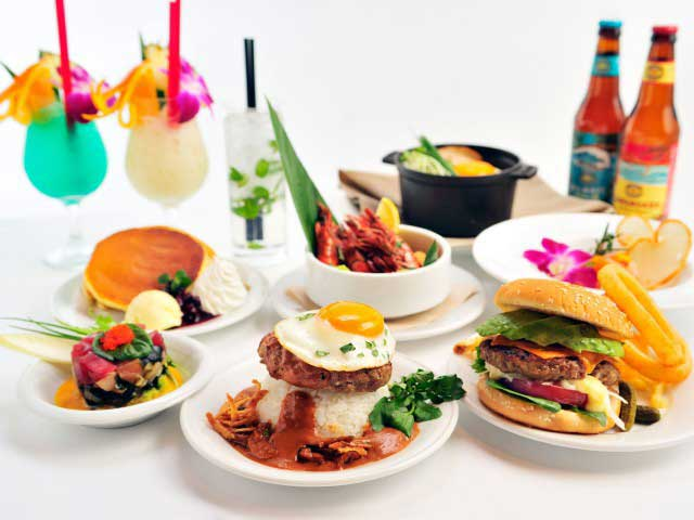 Muu Muu Diner Fine Hawaiian Cuisine NU茶屋町プラス