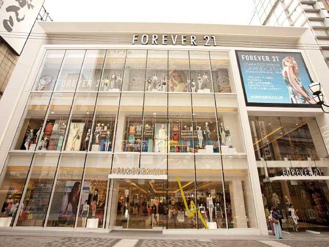 Forever21 大阪道頓堀店