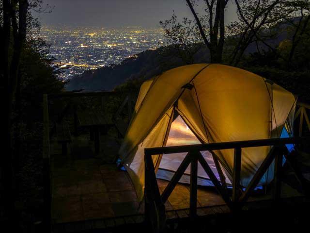 東大阪市立野外活動センター「自由の森なるかわ」