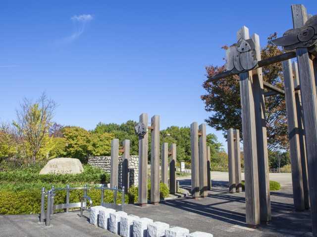奈良県営馬見丘陵公園