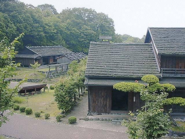 奈良県立民俗博物館・県立大和民俗公園