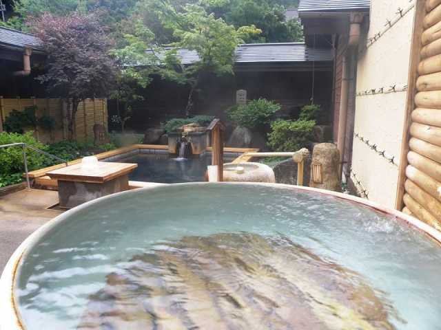 ホテル昴(日帰り入浴)