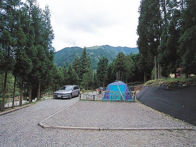 天川みのずみオートキャンプ場