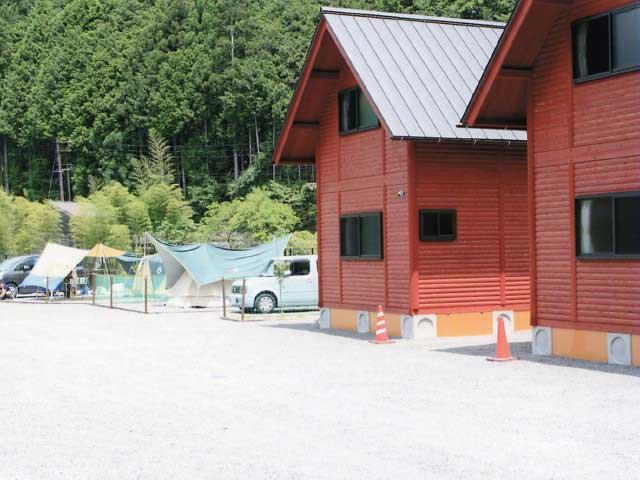 坪の内オートキャンプ場