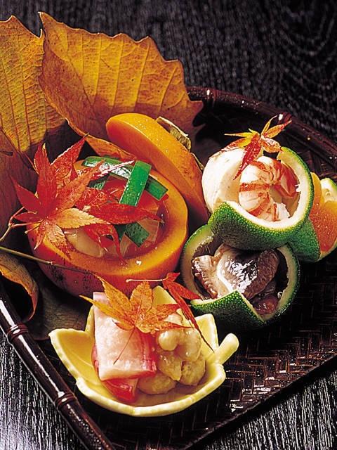 日本料理 川波
