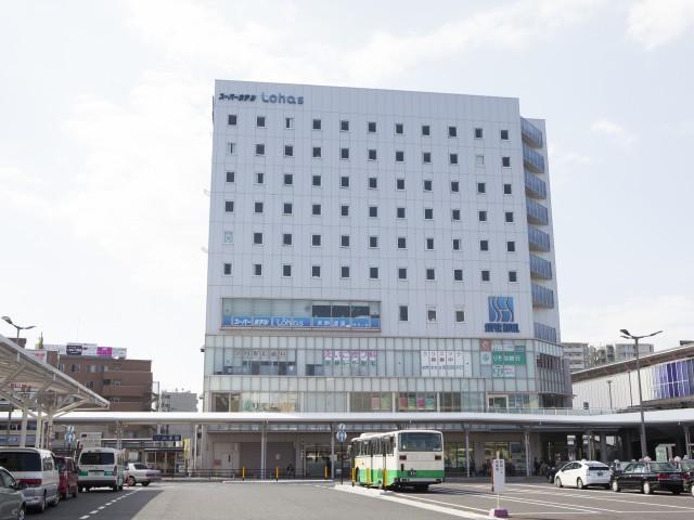 天然温泉スーパーホテルLohas JR奈良駅