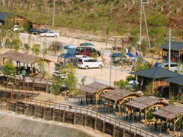 高見公園キャンプ場