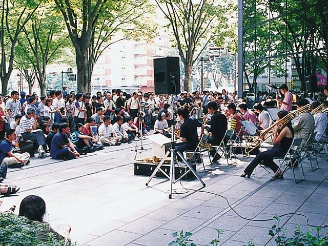 定禅寺ストリートジャズフェスティバル in 仙台