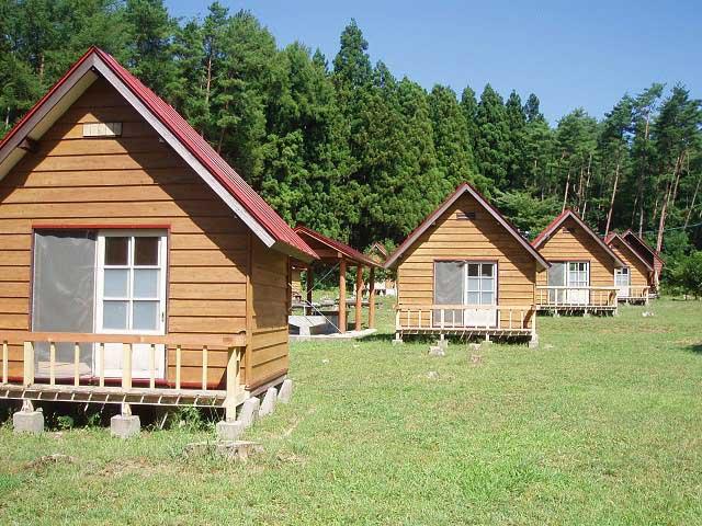 南蔵王やまびこの森キャンプ場