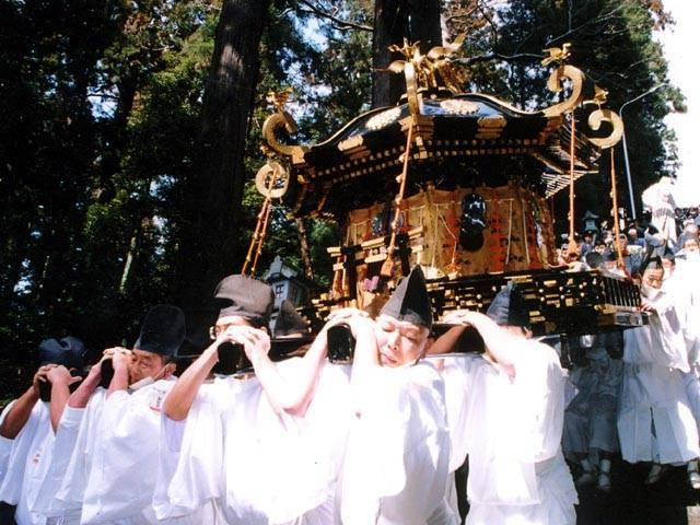 鹽竈神社帆手まつり