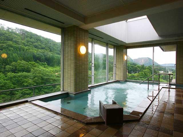 ホテル華乃湯(日帰り入浴)