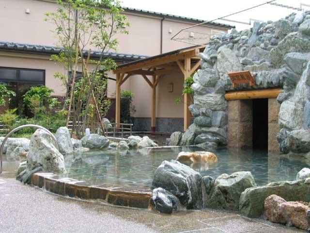 天然温泉とみや湯ったり苑