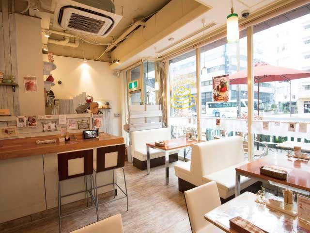 pancake & cafe 38mitsubachi