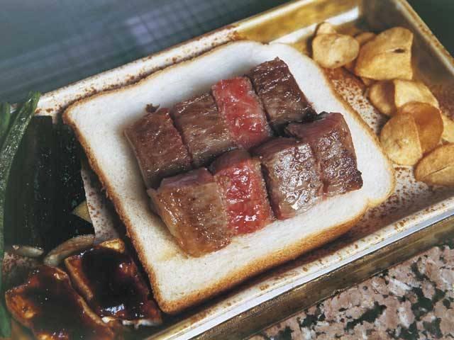 宮崎牛鉄板焼ステーキ ミヤチク