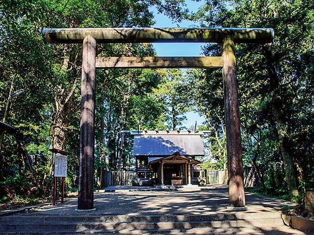 皇宮神社(皇宮屋)