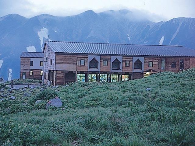 立山室堂山荘