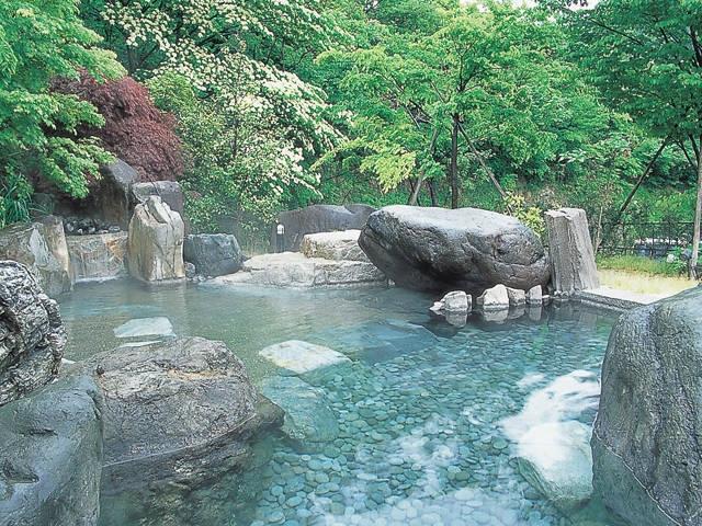 おまき温泉スパガーデン和園