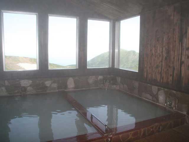 みくりが池温泉