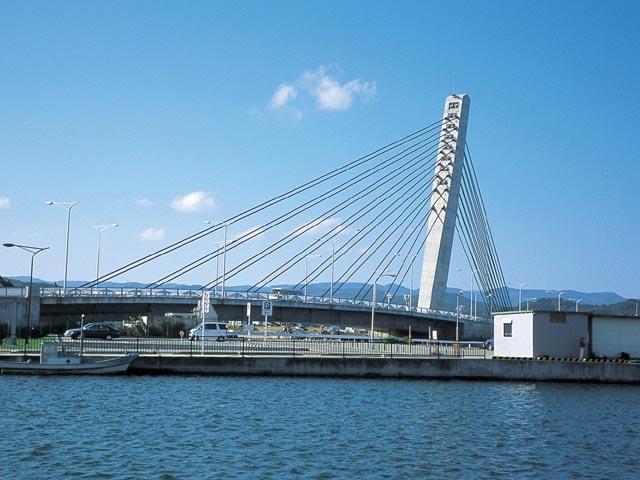 比美乃江大橋