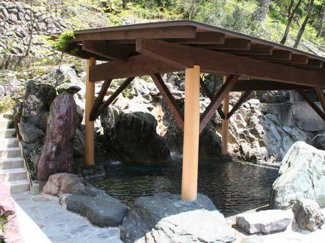 大牧温泉観光旅館(日帰り入浴)