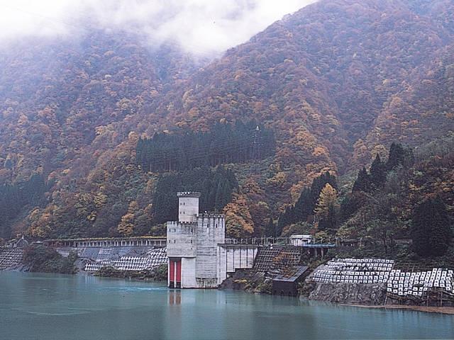 新柳河原発電所