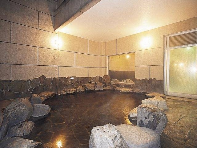 APAHOTEL富山 天然温泉 サウナ スパックス