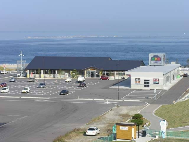 海の駅 蜃気楼