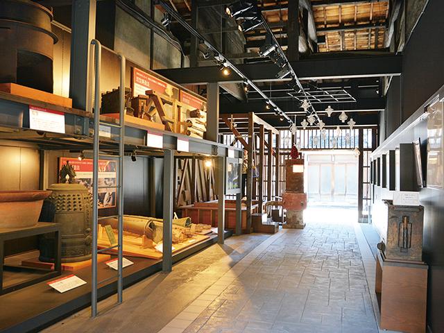 高岡市鋳物資料館