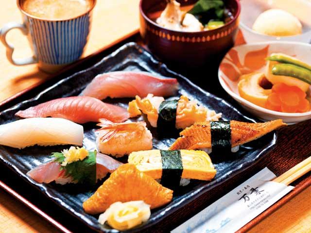 寿司・割烹 万葉