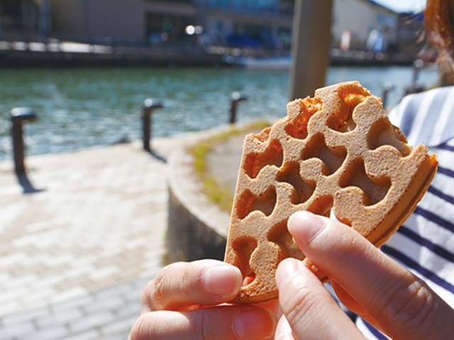 魚間菓子舗