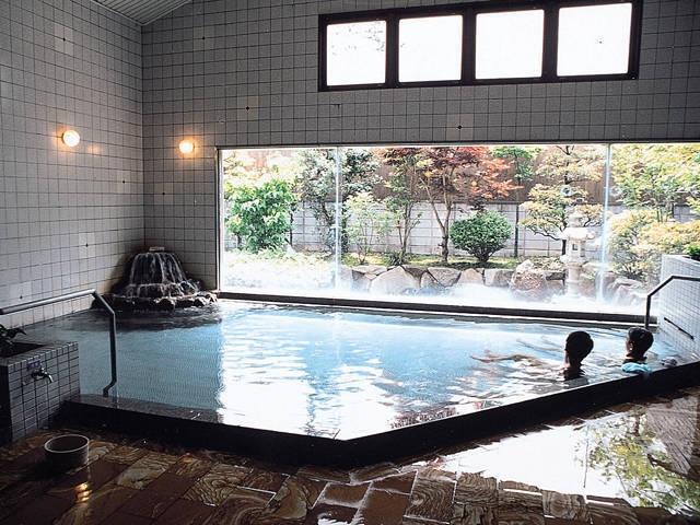 国民宿舎 湯野荘(日帰り入浴)