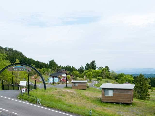 らかん高原オートキャンプ場