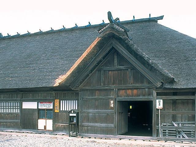 旧有路家住宅(封人の家)