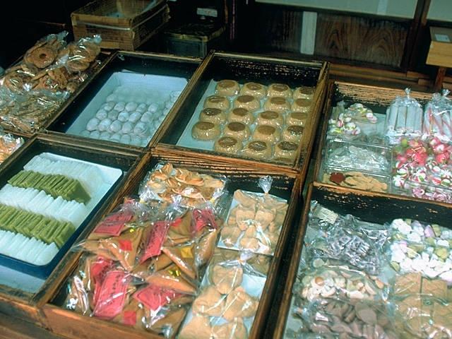 梅津菓子舗