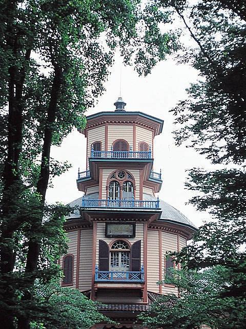 山形市郷土館(「旧済生館本館」)