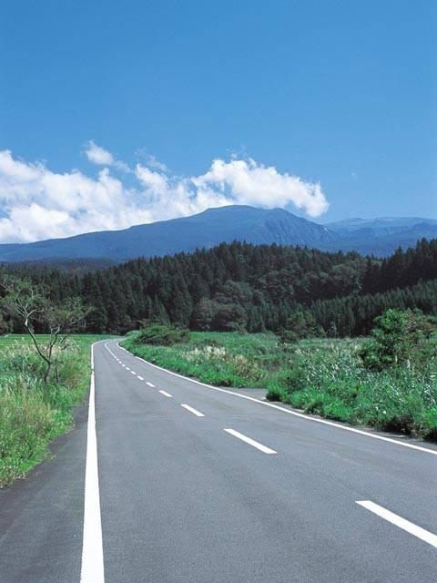 鳥海ブルーライン(山形県)