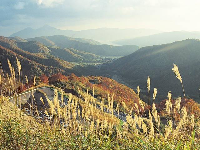 西吾妻スカイバレー(山形県)