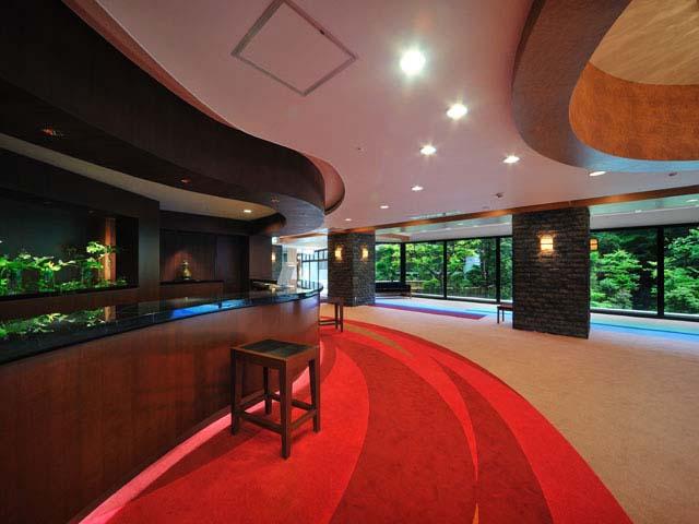 仙渓園月岡ホテル