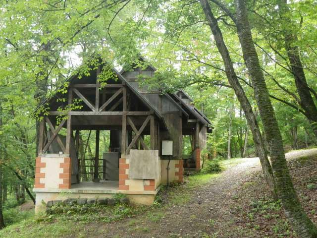 大山自然公園キャンプ場